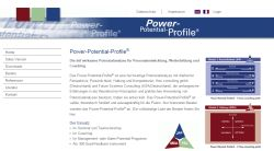 Power-Potential-Profile® (PPP)